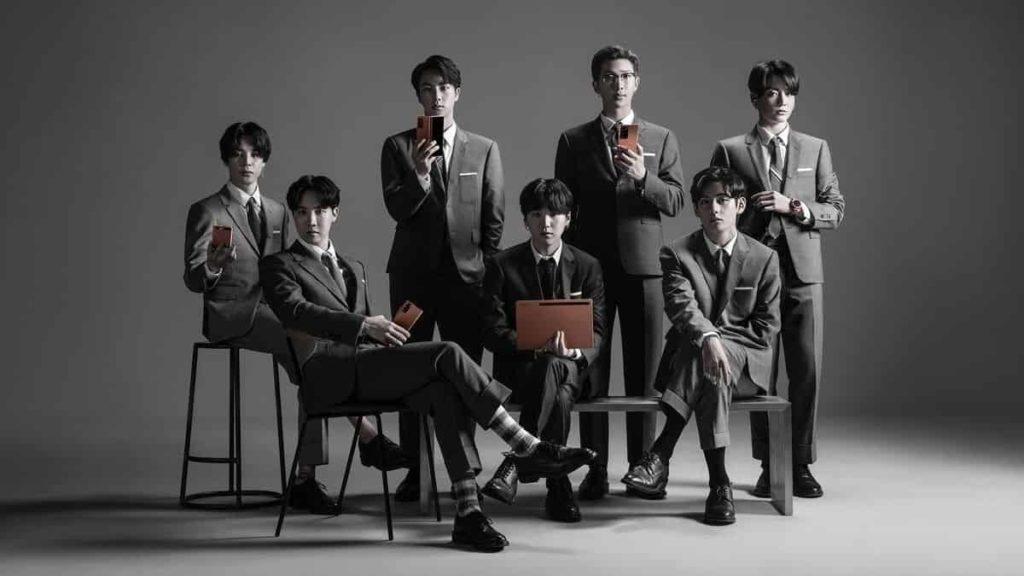 bts 방탄소년단 k-pop grupo