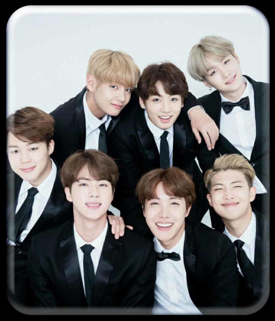 idades BTS integrantes
