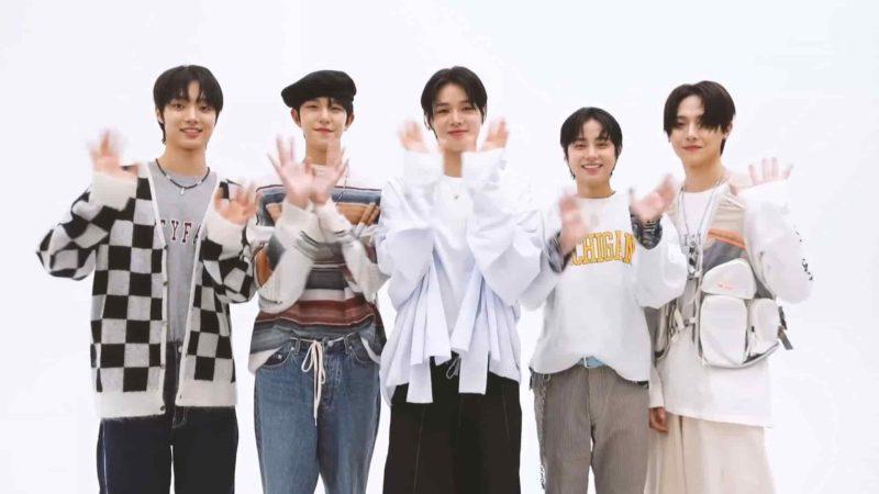 Big Hit Japan grupo banner integrantes