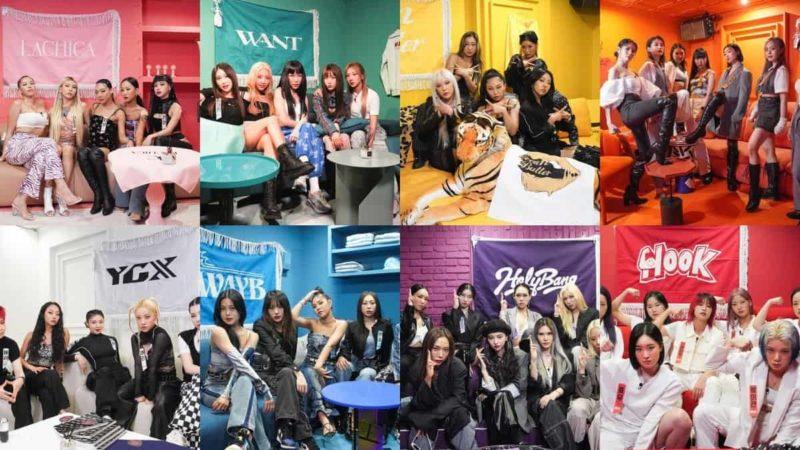 Street Woman Fighter - perfis dos participantes da reality show
