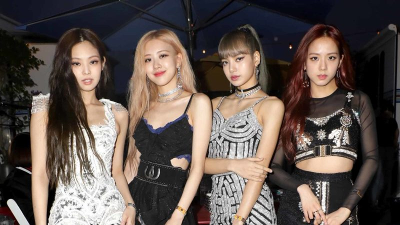 K-pop grupo blackpink