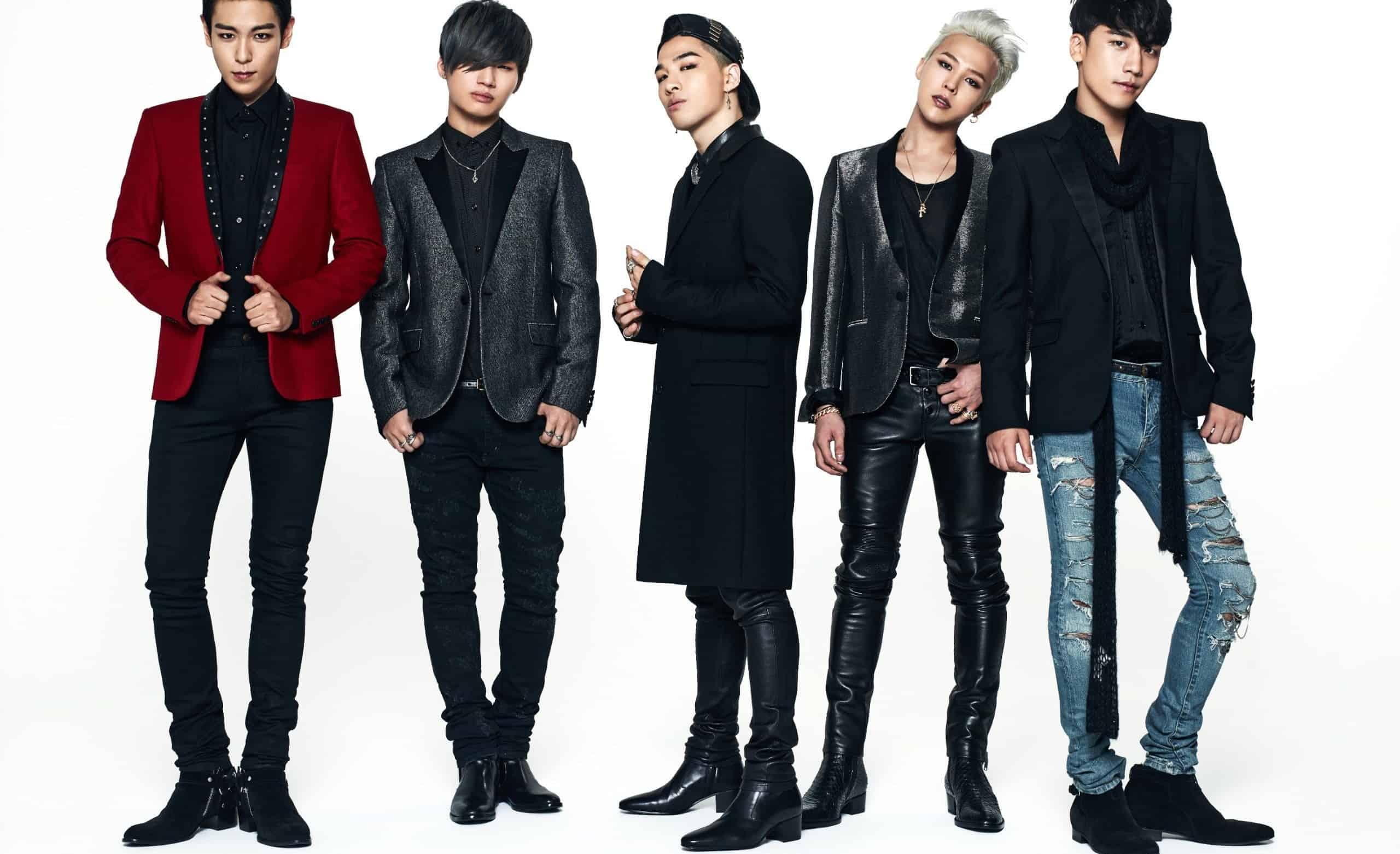 BIGBANG – perfil, membros, alturas, idades, fatos e curiosidades 2021