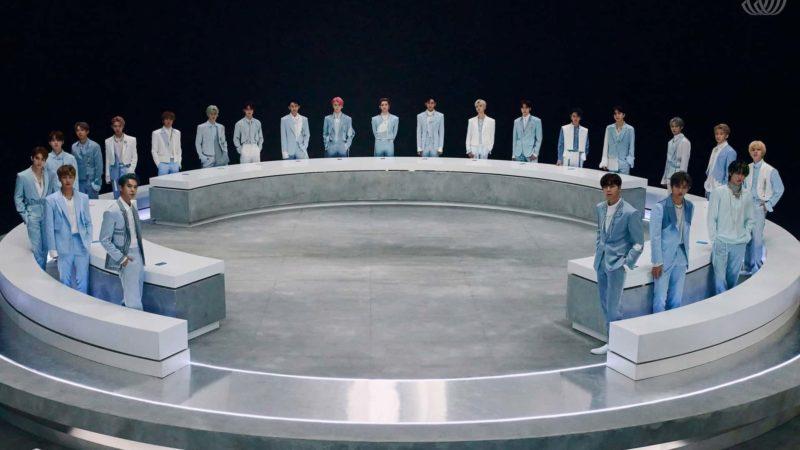 NCT grupo com 23 membros