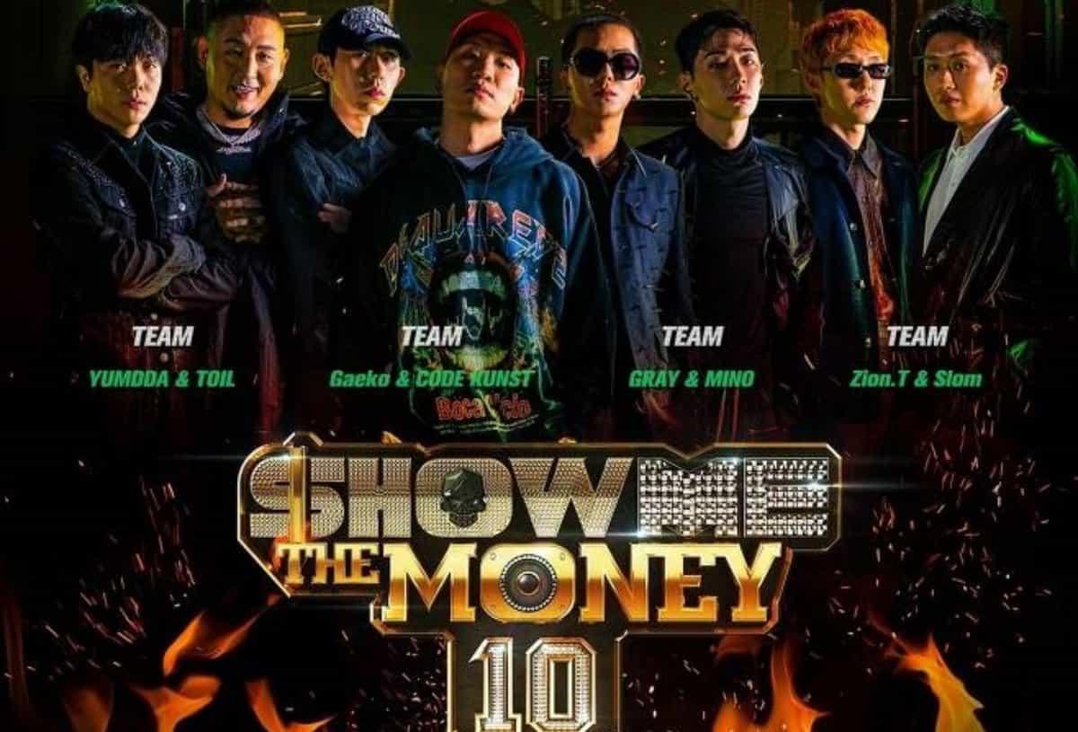 Show Me The Money 10 – Rap reality show coreano, participantes, perfis