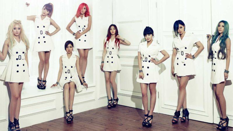 Por que Jiwon, Jiae, Hwayoung, Areum e Dani deixaram o T-ara?